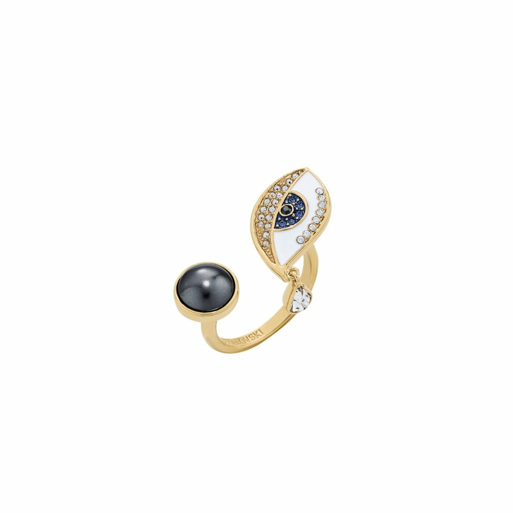 Surreal Dream Eye Ring by Atelier Swarovski