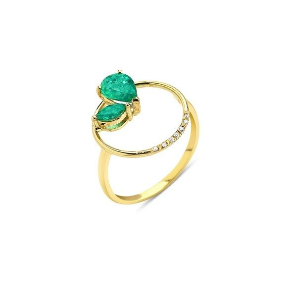 Project 2020 Ring by GFG Jewellery