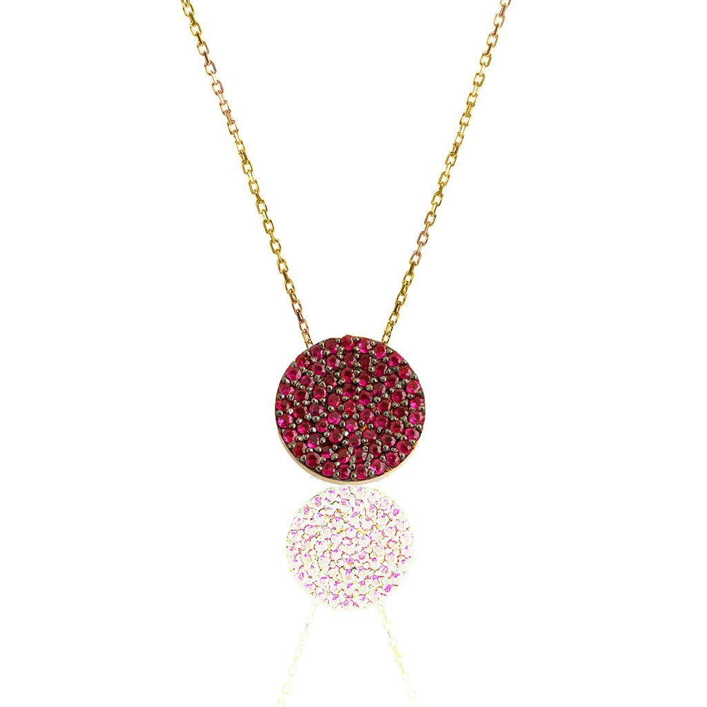 Seraphina Amarhus Necklace by GFG Jewellery