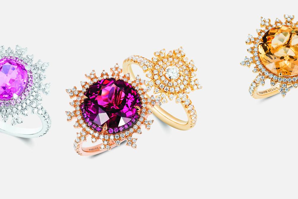 Nadine Aysoy ~ Tsarina Collection