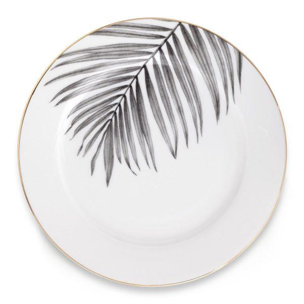 Under The Palm Side Plate by Sasha Tugolukova