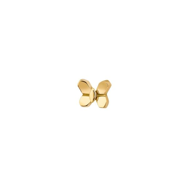 The Butterfly Stud by Azza Fahmy