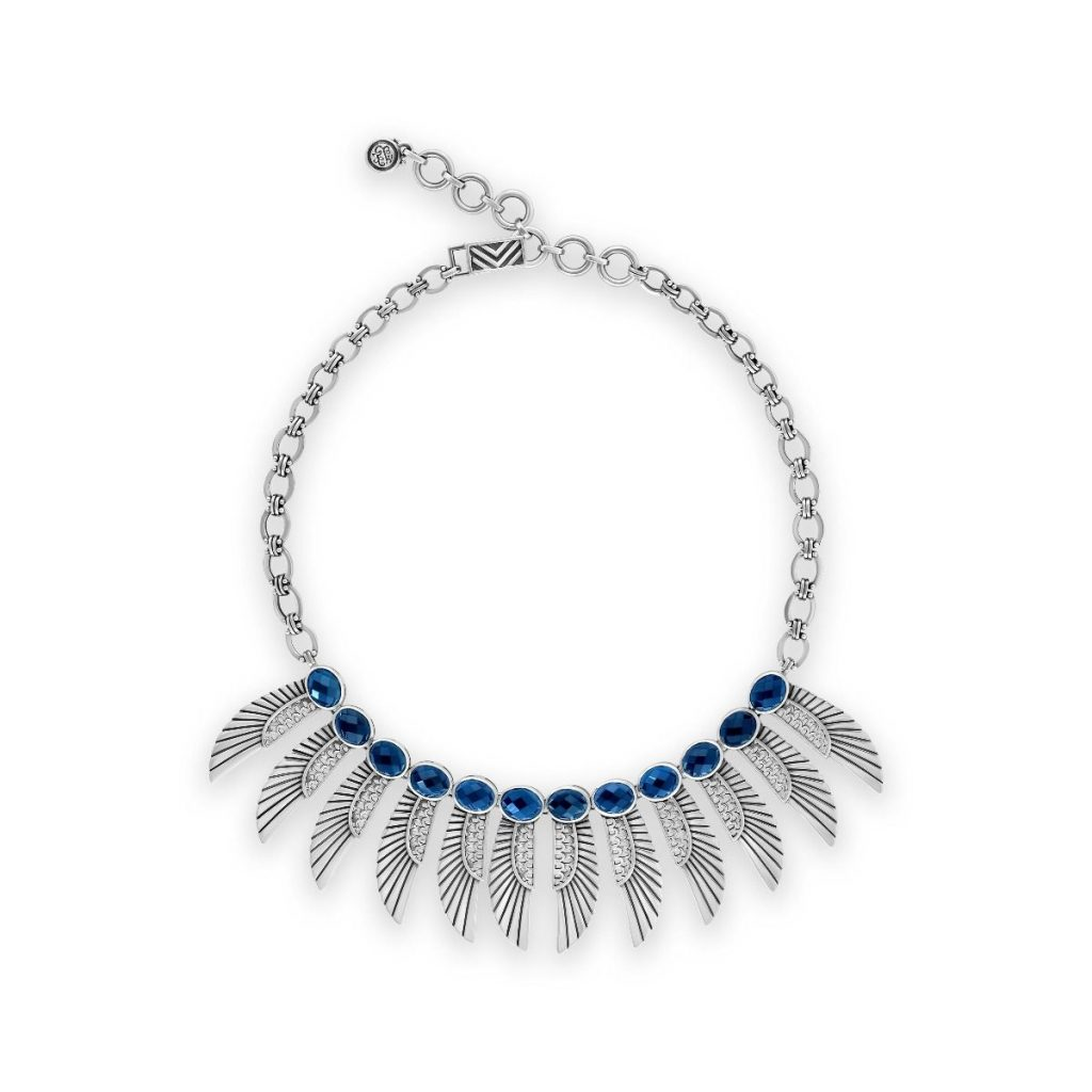 Winged Goddess Necklace by Azza Fahmy