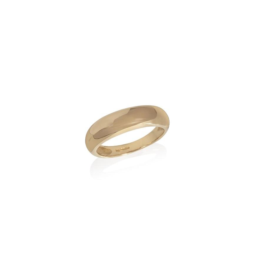 Bombé Ring by Ellie Air