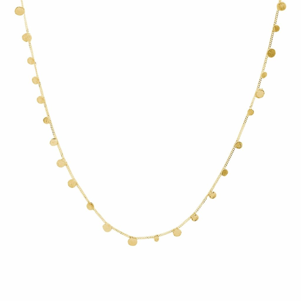 Scattered Stars Full Necklace by Lily Flo Jewellery