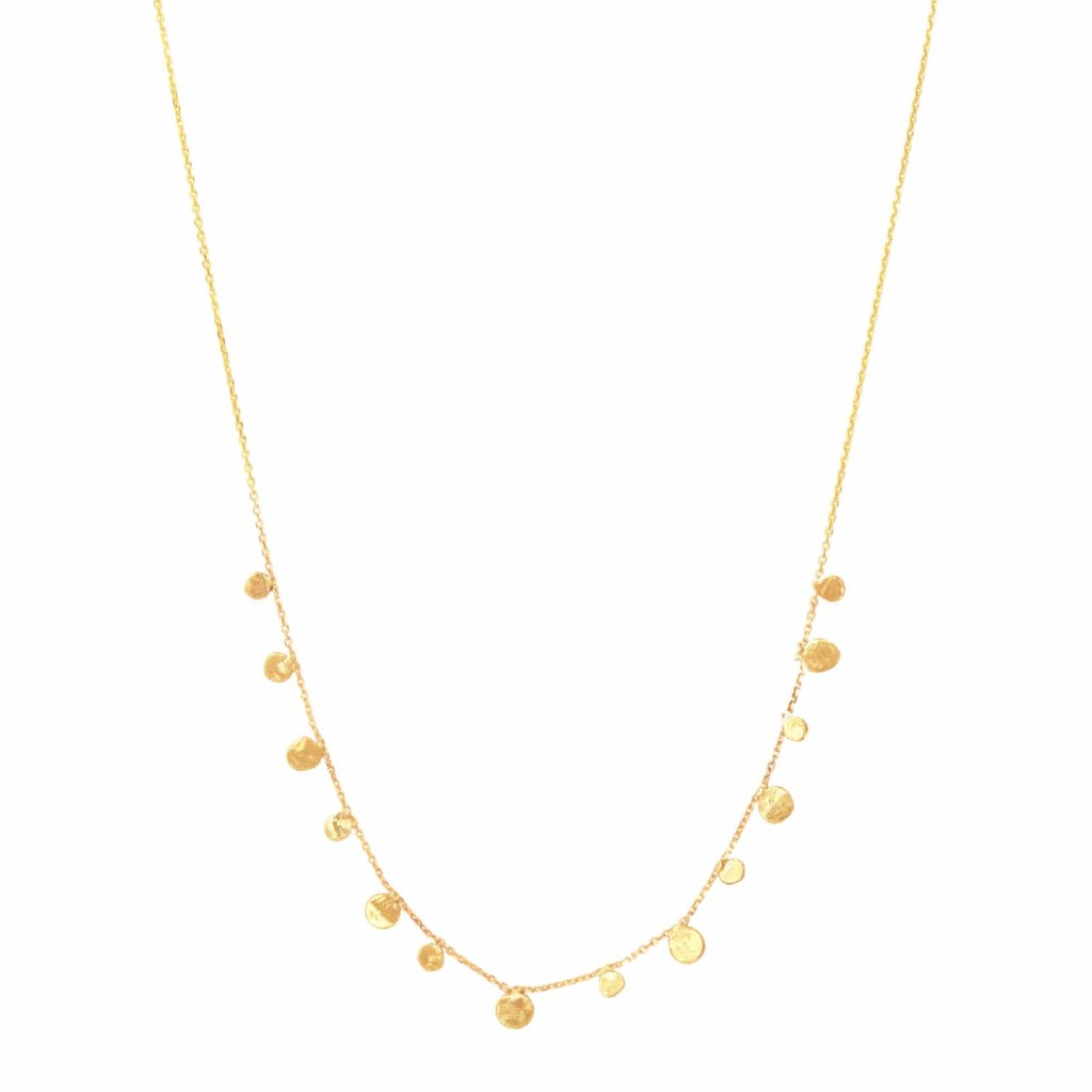 Scattered Stars Demi Necklace by Lily Flo Jewellery