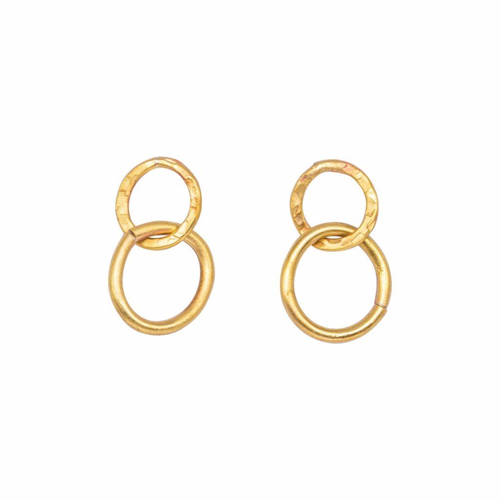 Unity Drop Earrings by Lily Flo Jewellery