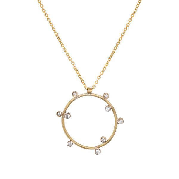 Canopus Necklace by Lily Flo Jewellery