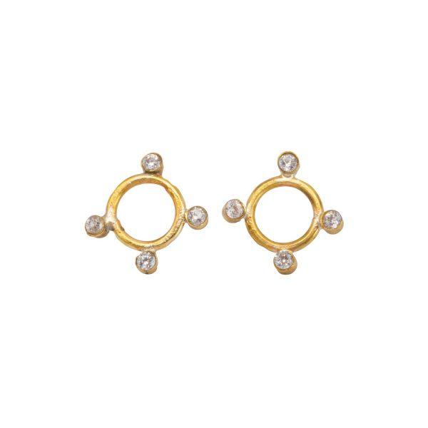 Rhea Earrings by Lily Flo Jewellery