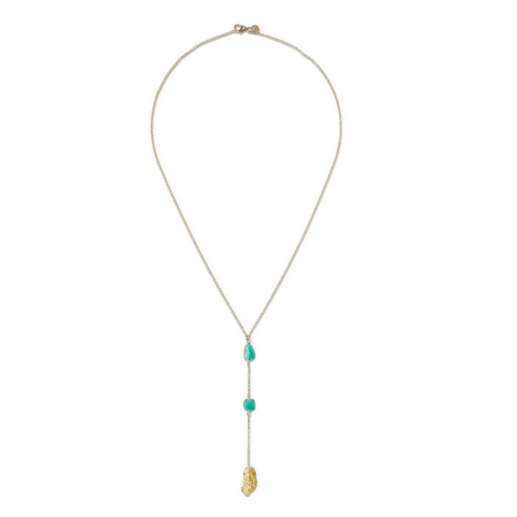 Ottavia Necklace by Makal
