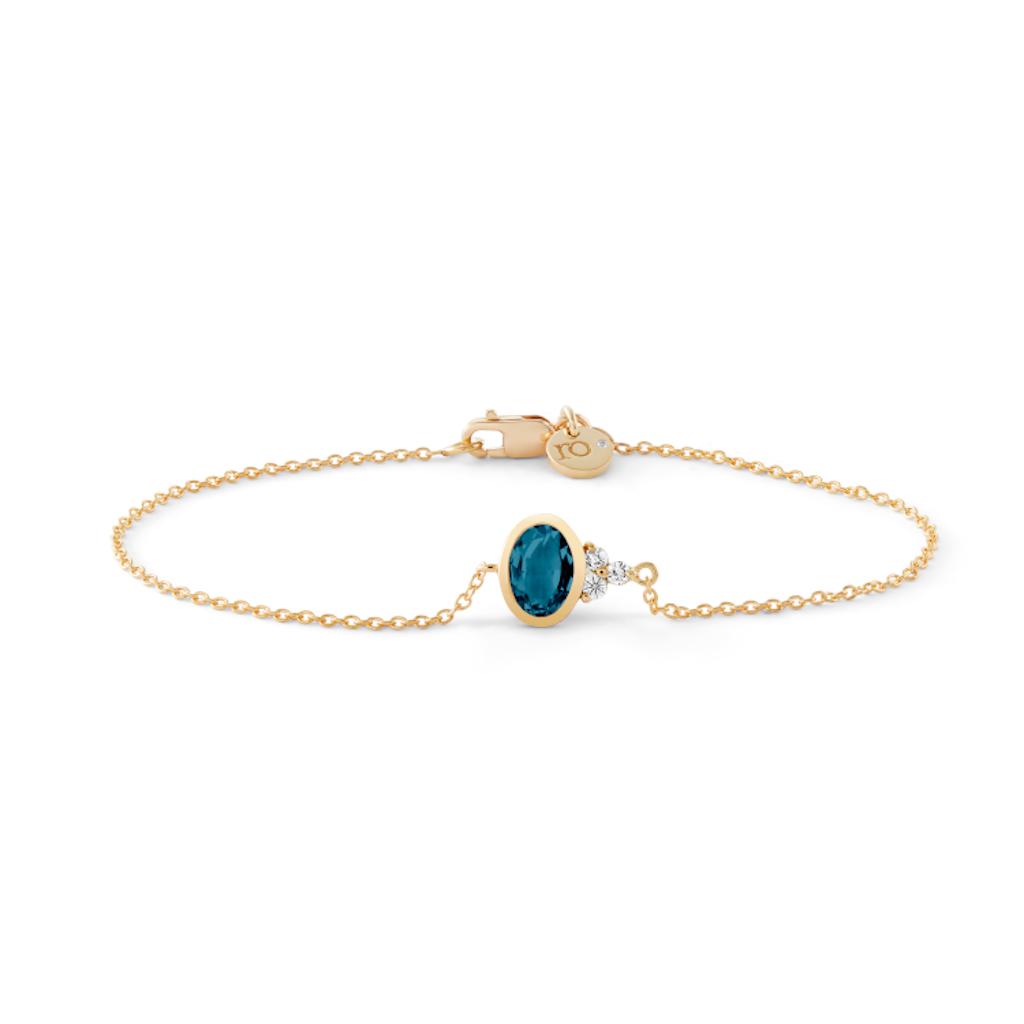 Fryd Blue Bracelet by Ro Copenhagen