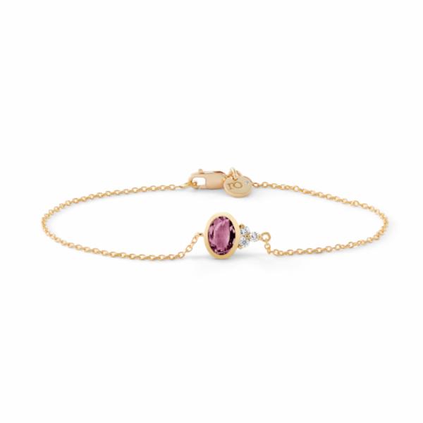 Fryd Pink Bracelet by Ro Copenhagen