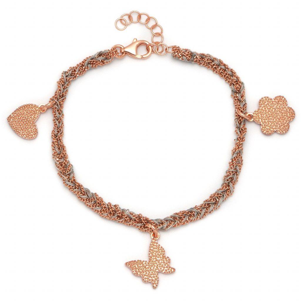 Panama Charmed Bracelet by Assya