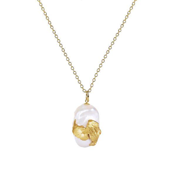 Cordelia Pearl Necklace by Deborah Blyth