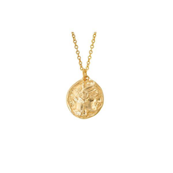 Goddess Necklace by Deborah Blyth
