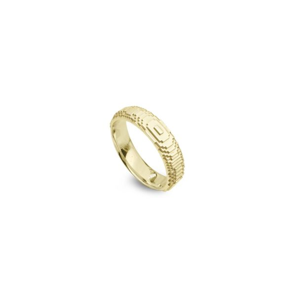 Court Band Ring by Harriet Morris