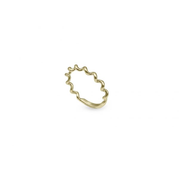 Twist Ring by Harriet Morris