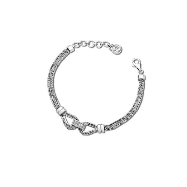 Never Apart Bracelet His by Azza Fahmy