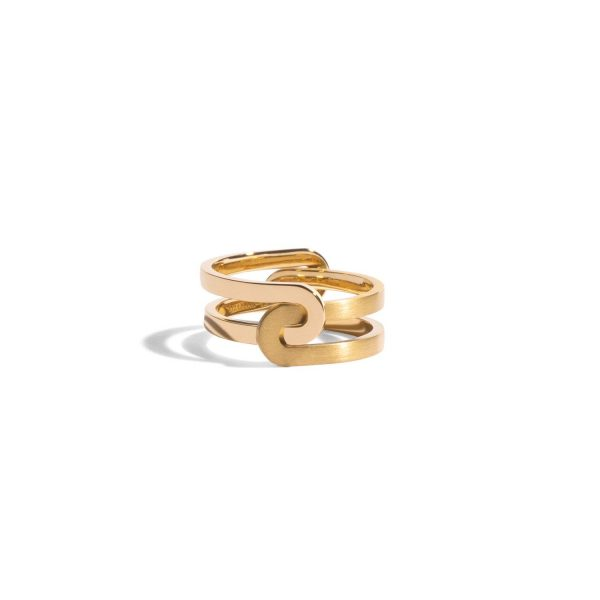 Étreintes Simple Ring by Jem