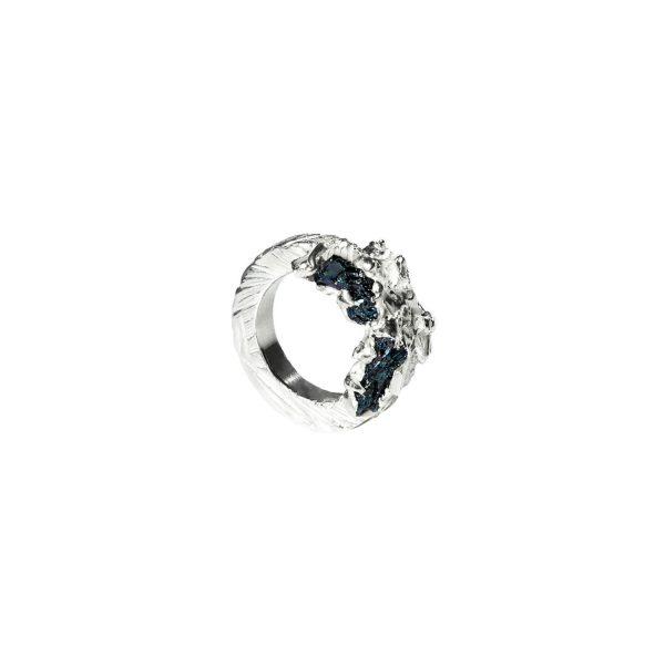Glaze Ice Ring by Zydrune