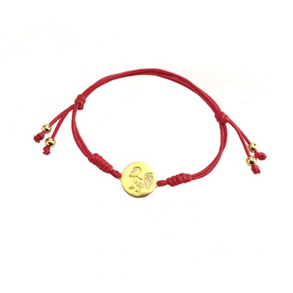Chinese Zodiac Bracelet – Year of the Rooster by NIIN