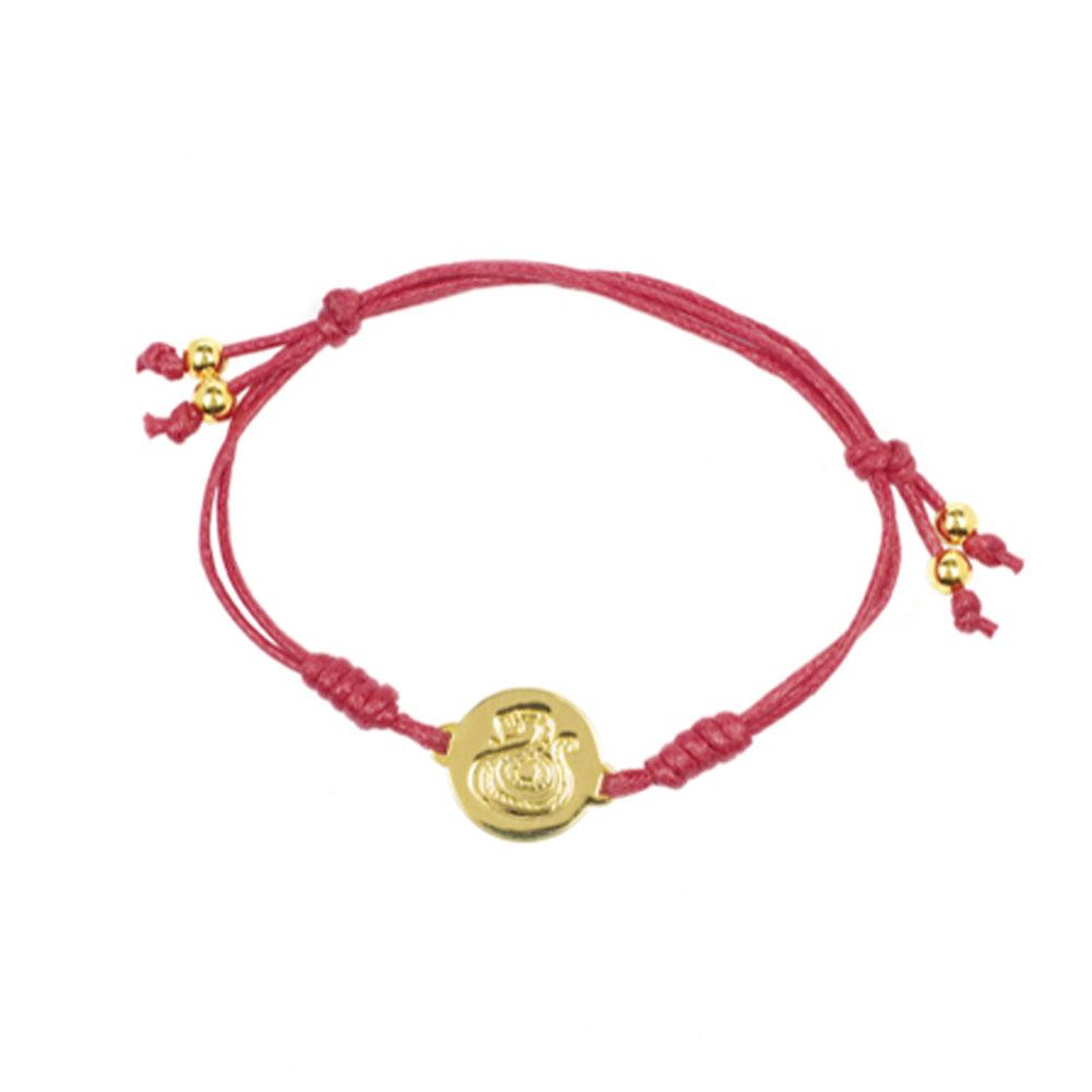 Chinese Zodiac Bracelet – Year of the Snake by NIIN