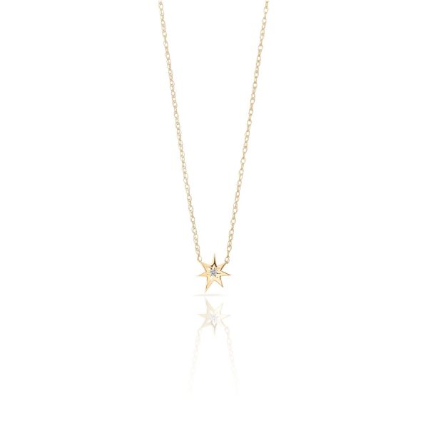 Bang Pendant Necklace by Le Ster