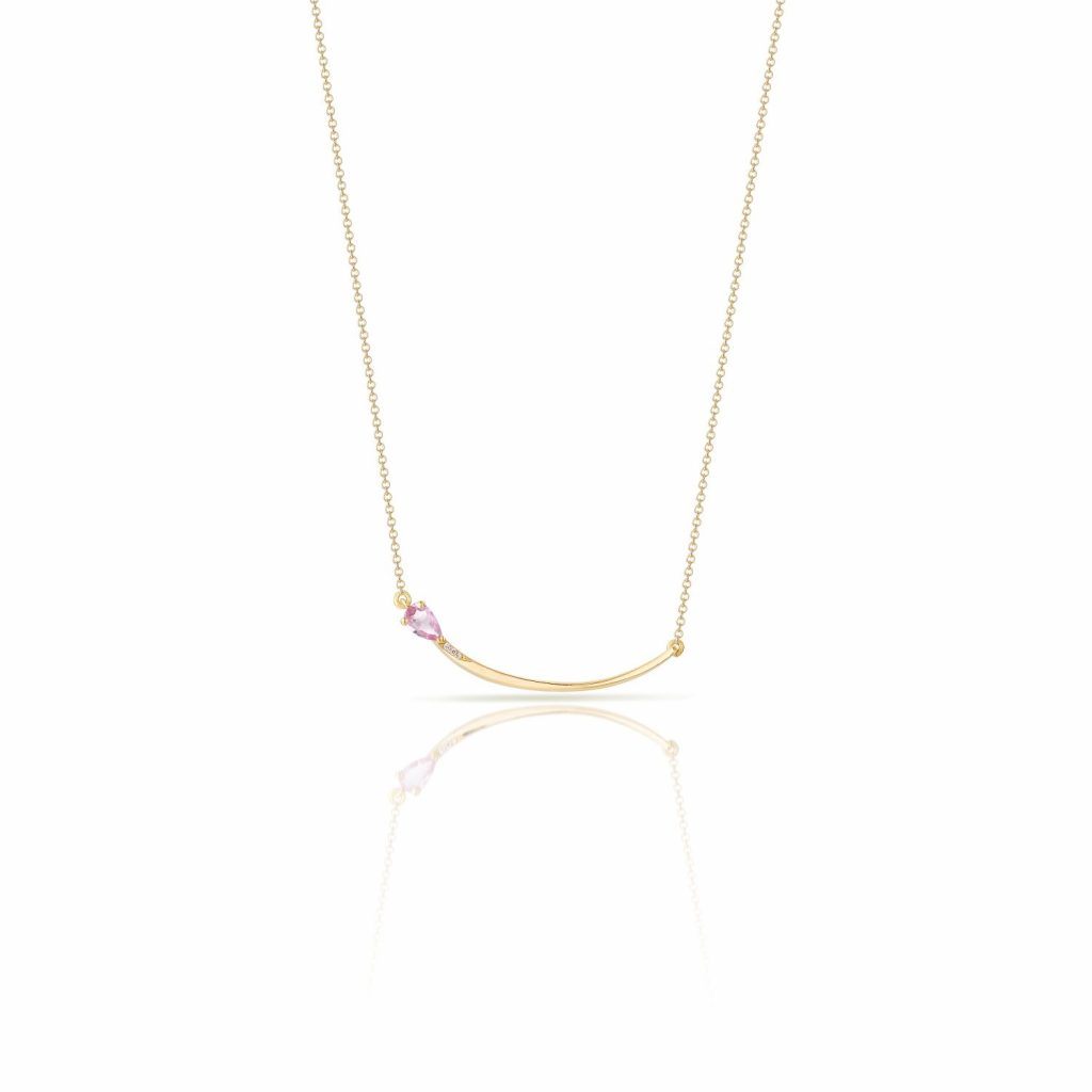 Bengal Flare Necklace by Le Ster