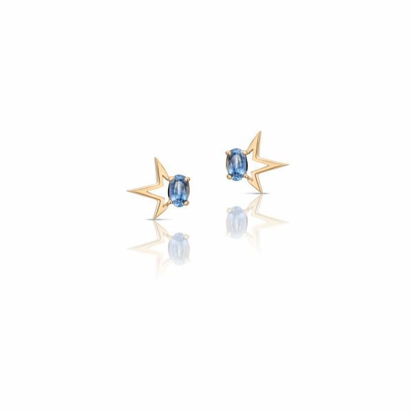 Whaam Stud Earrings by Le Ster