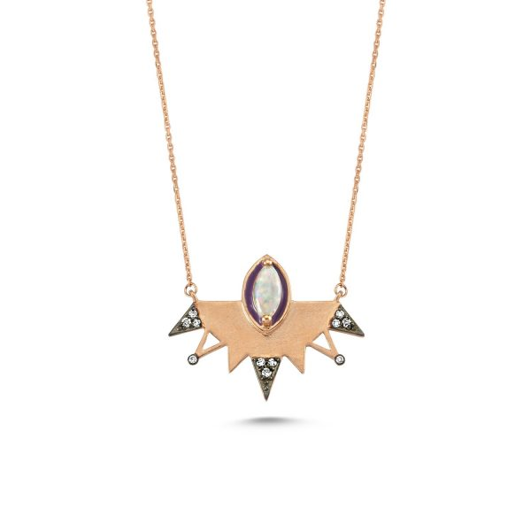 Aisa Necklace by Selda Jewellery