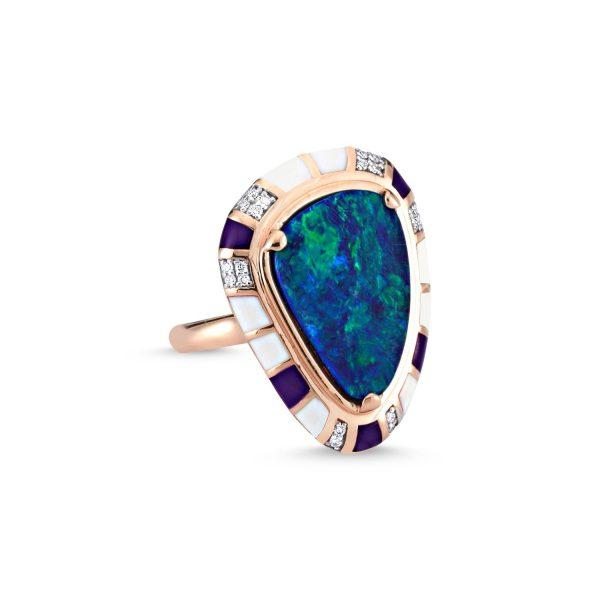 Belize Ring by Selda Jewellery