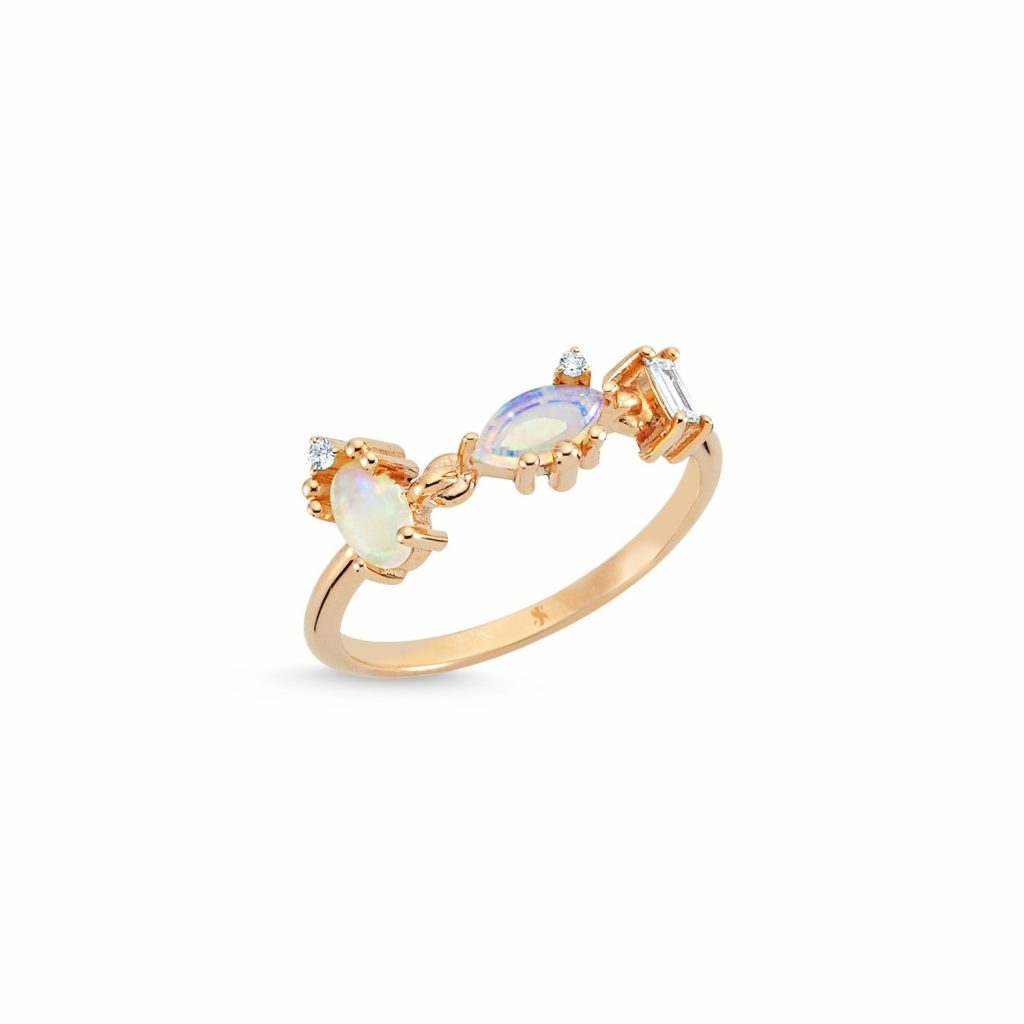 Cacia Ring by Selda Jewellery