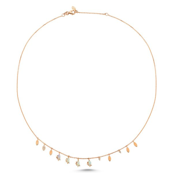 Cacia Seed Necklace by Selda Jewellery