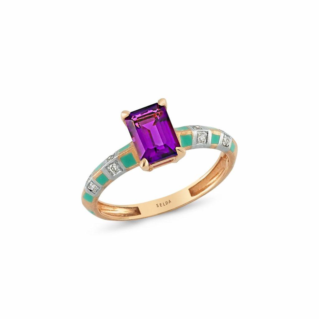 Kalwadi Ring by Selda Jewellery