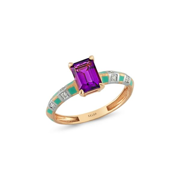 Kalwadi Ring by Selda Jewellery