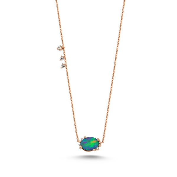 Onella Necklace by Selda Jewellery