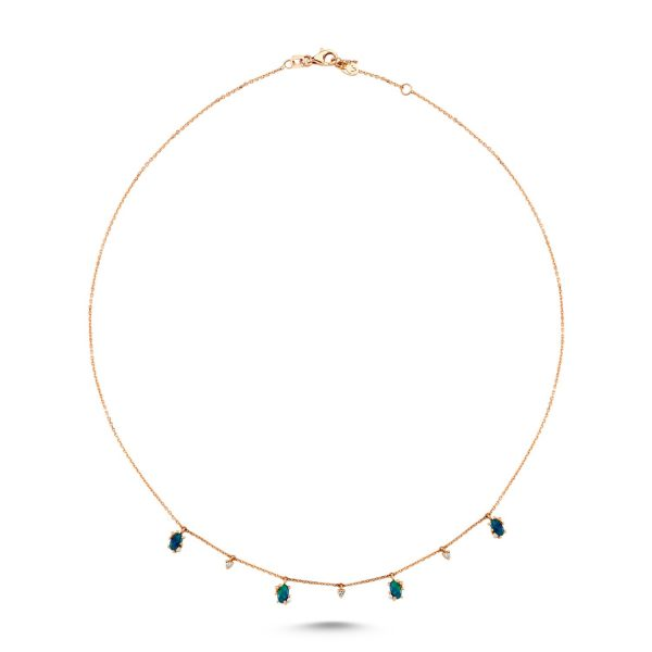 Onella Seed Necklace by Selda Jewellery