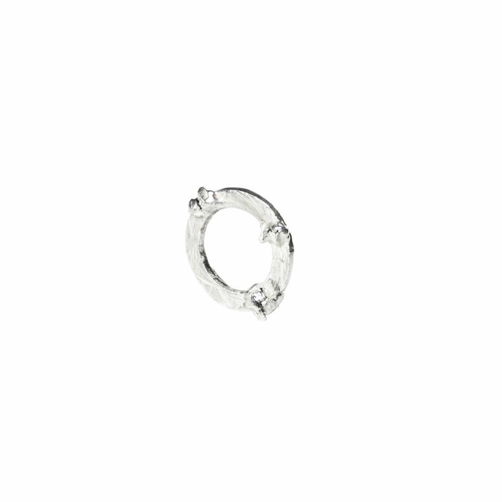 Frazil Ring by Zydrune