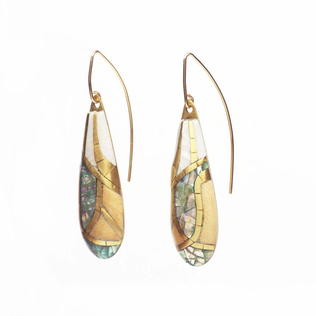 Eska Drop Earrings by NIIN