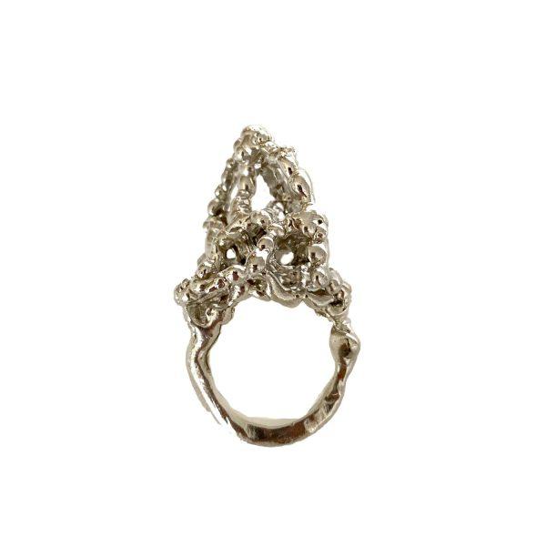 Bubbling Ring by Imogen Belfield