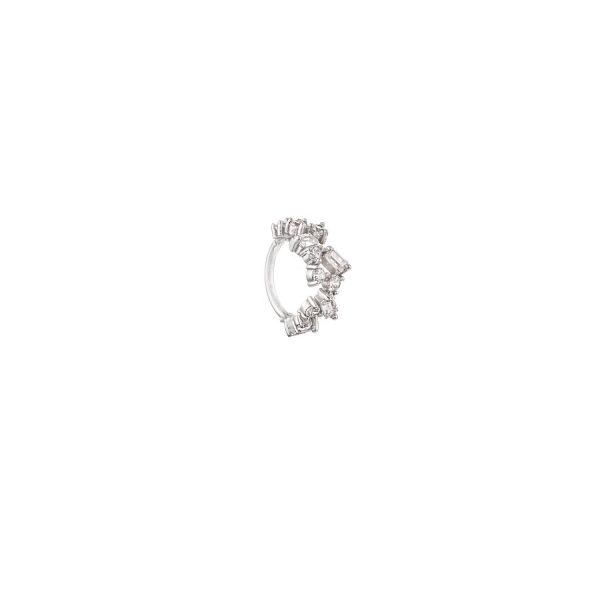 Jagged Conch Earring by MyriamSOS