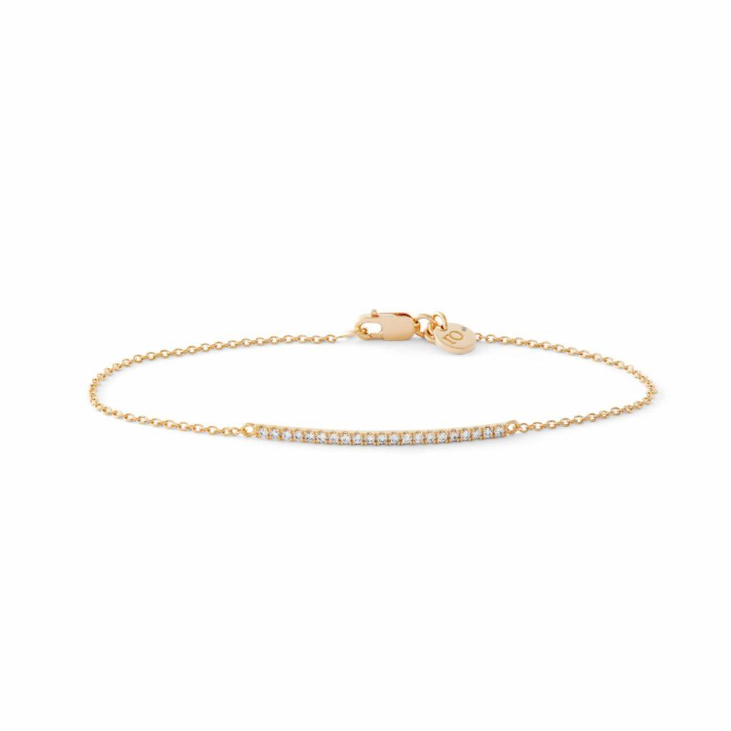 Rock Classic Diamond Bracelet by Ro Copenhagen
