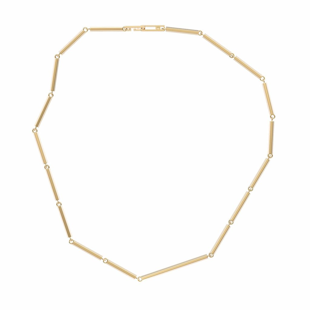 Sunray Necklace by Maren Jewellery