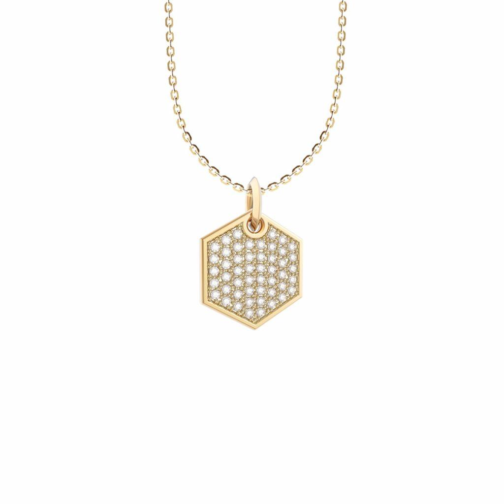 Sunray Pendant by Maren Jewellery