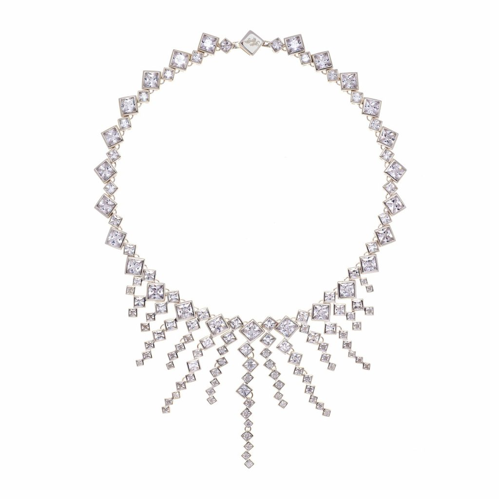 Icicle Necklace by Simon Harrison