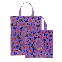 Papillon Large Shopping Bag
