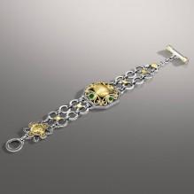 T-Lock Diamond Bracelet