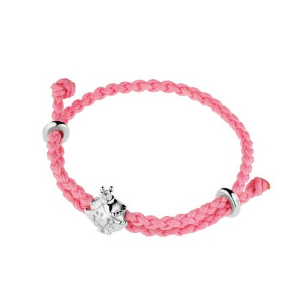 Little Miss Princess Cord Bracelet