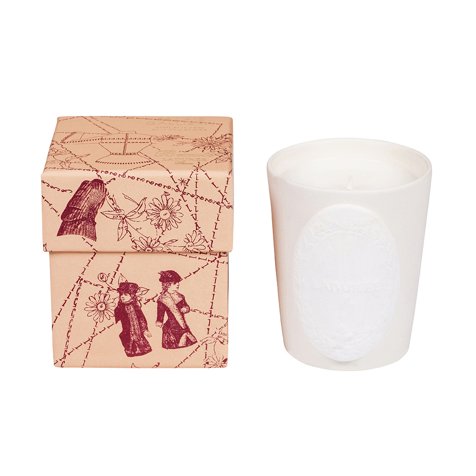 Laduree et Galliera - Camphor Candle