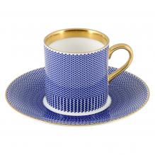 Benday Cobalt Espresso Set